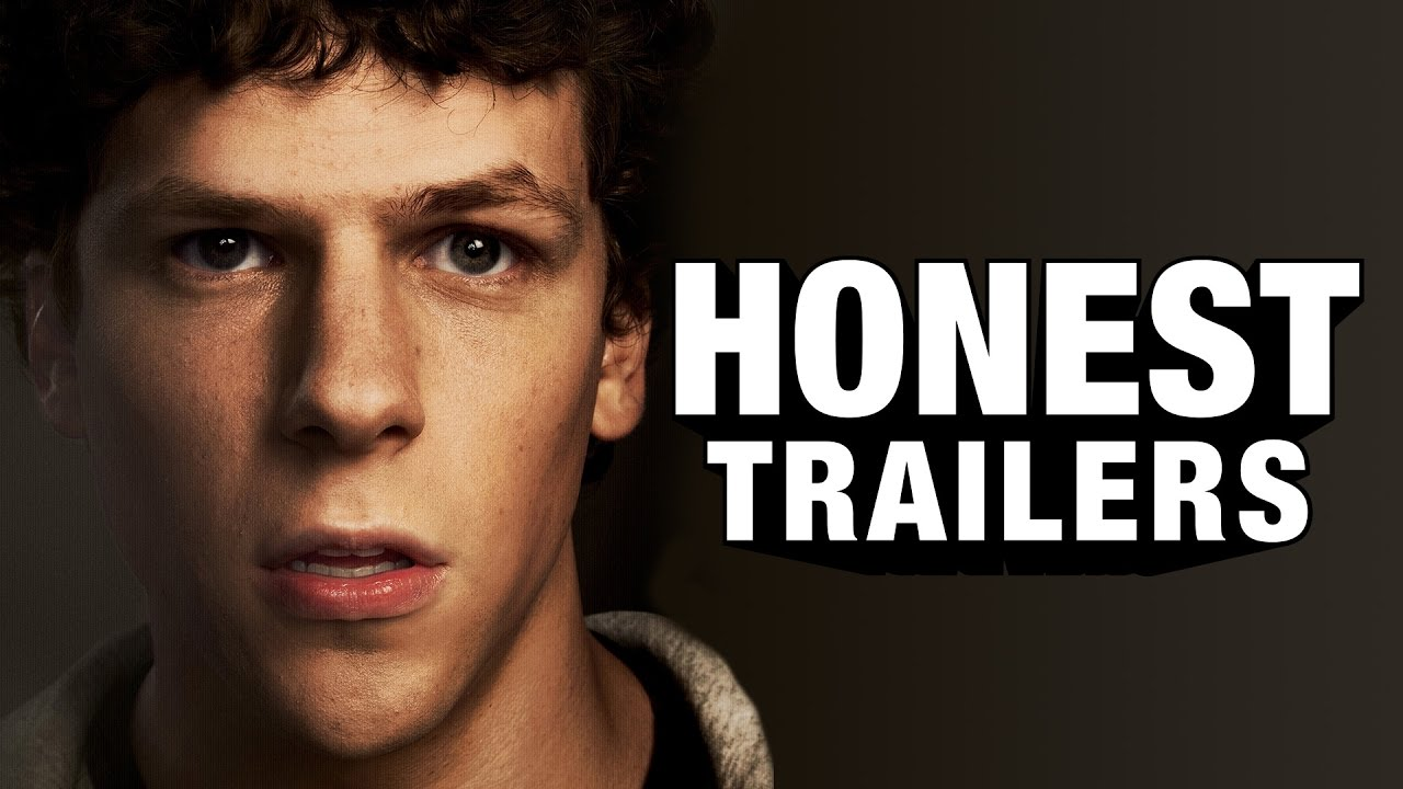The Social Network gets an Honest Trailer / Boing Boing