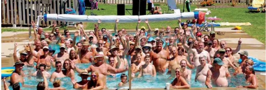Nudist community pics