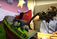 Virtual Reality Full Body Tracking in VRChat Provides a