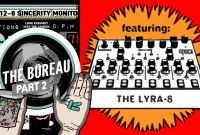 THE BUREAU by Ethan Persoff - with the Lyra-8
