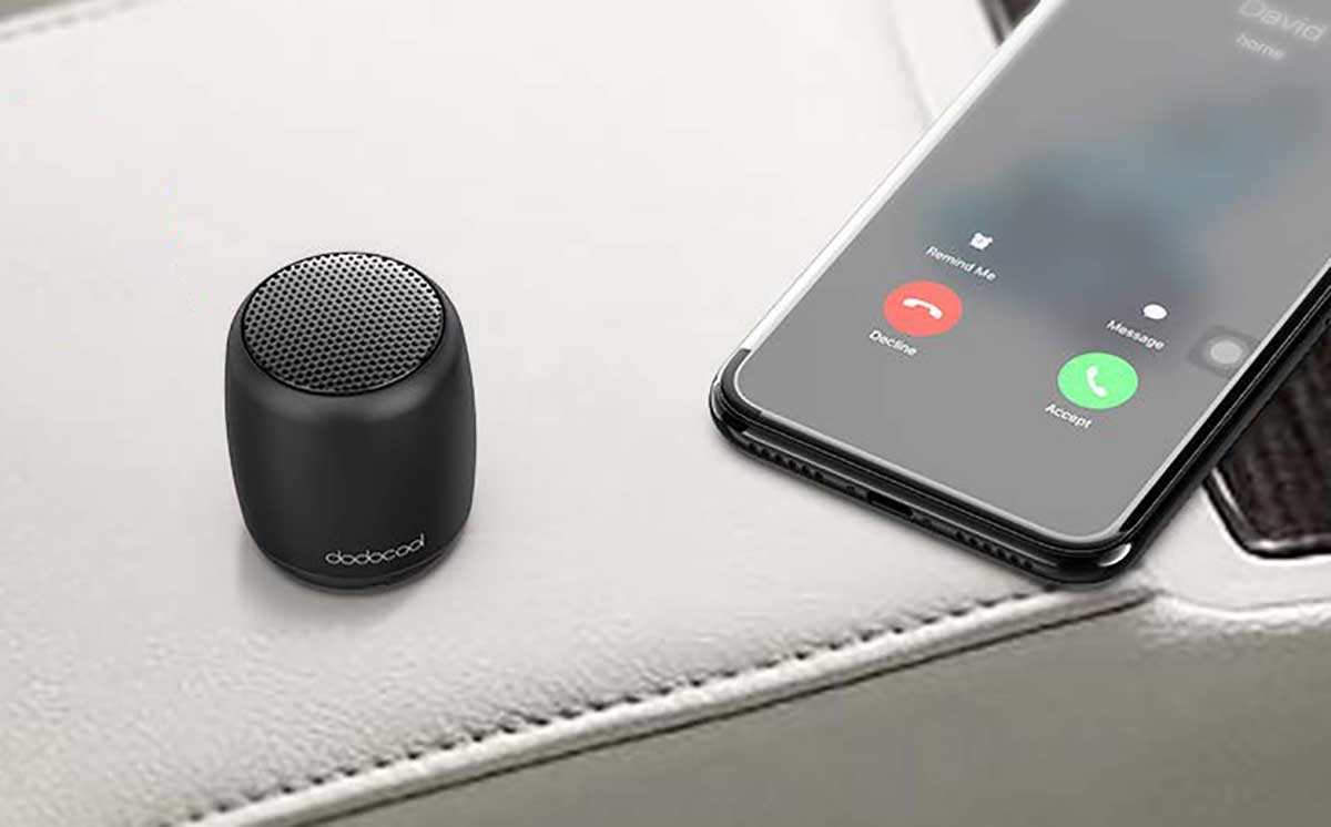 This tiny bluetooth speaker is back  Boing Boing