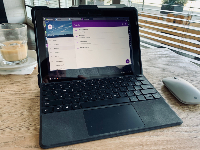 Turning to Android to fill in missing Mac OS apps in Windows 10 | Boing Boing