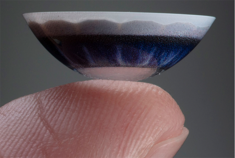 Augmented reality contact lenses get real | Boing Boing