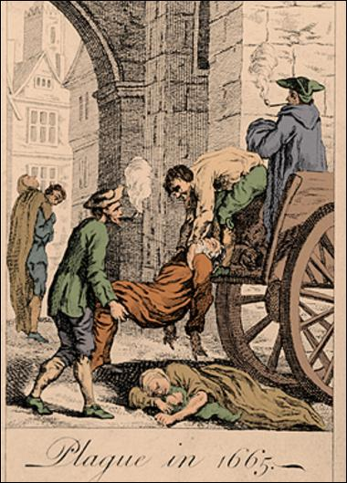 Annalee Newitz looks at the Great Plague of London and 17th century social distancing