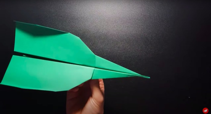 Colors Paper: Paper Airplane How to Make - Origami Plane Making ... | 381x700