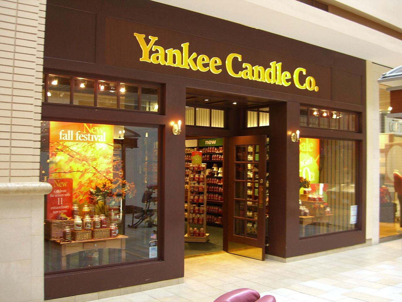 The Yankee Candle phenomenon