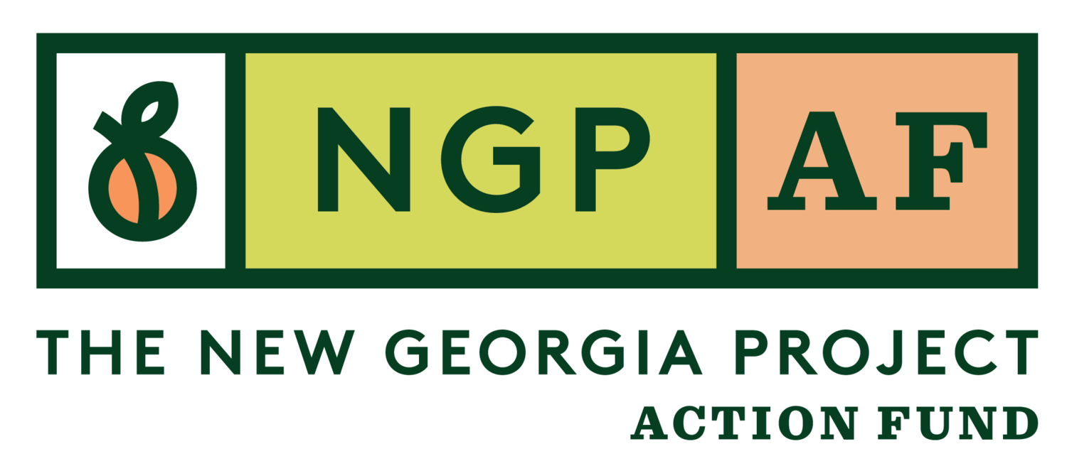 Support the Georgia Peach Corps and Stacy Abrams' New Georgia Project