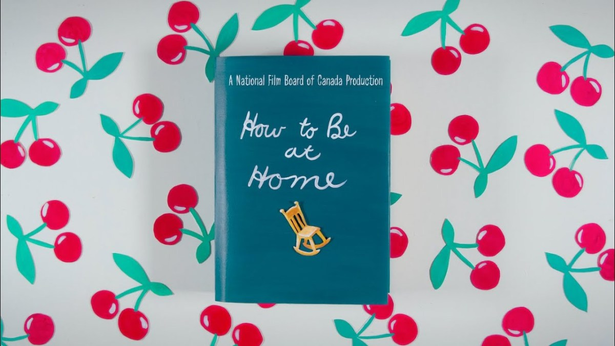 """How to Be at Home"" is a timely poem set to animation 