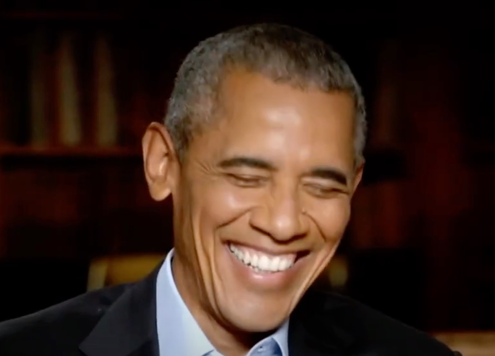 Barack Obama asked about UFOs: can't confirm but won't deny | Boing Boing