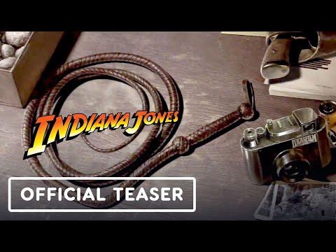 Deep analysis of the new Indiana Jones video game's trailer