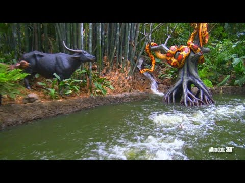 Disneyland to remove racist elements from 'Jungle Cruise' | Boing Boing