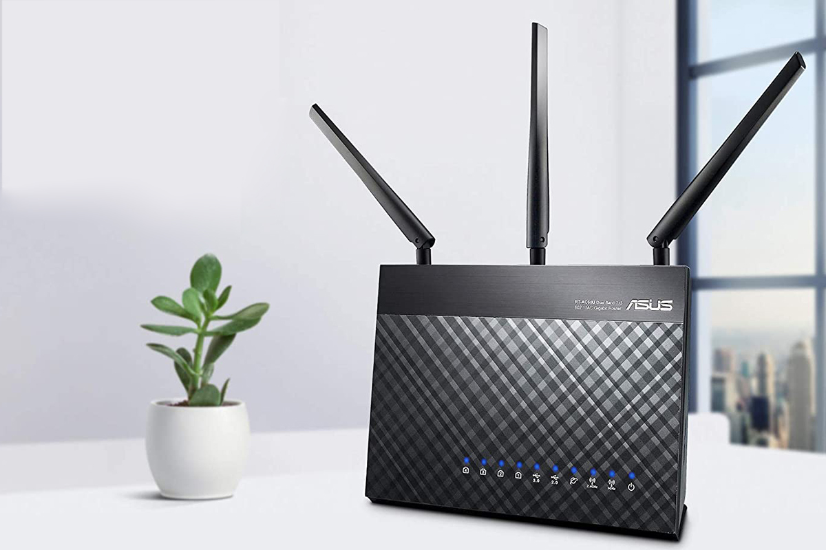 This Asus router is an industry favorite and could single-handedly fix your WiFi signal problems
