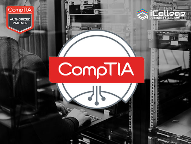 With 18 courses and over 460 hours of training, this is the CompTIA certification bundle you've been waiting for | Boing Boing