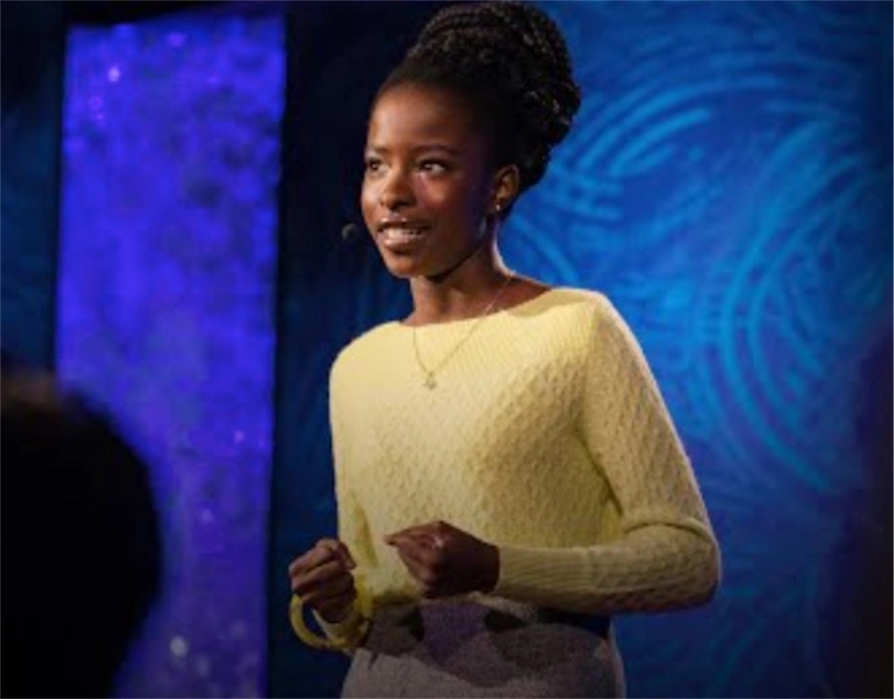 Watch inaugural poet Amanda Gorman's TED talk about the political power of poetry | Boing Boing