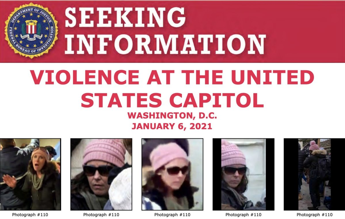 "Capitol riot's ""bullhorn lady"" taken into custody   Boing Boing"