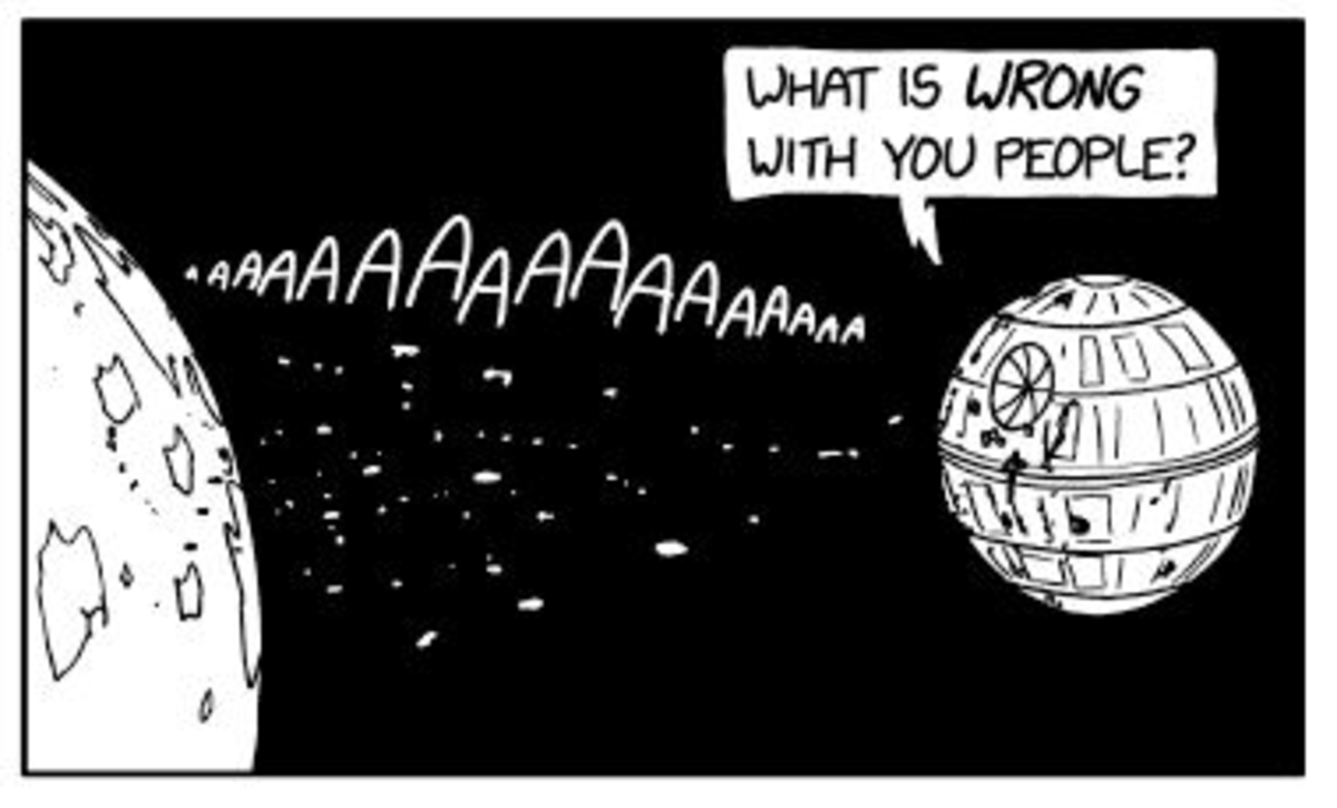Explaining an mRNA vaccine with Star Wars | Boing Boing