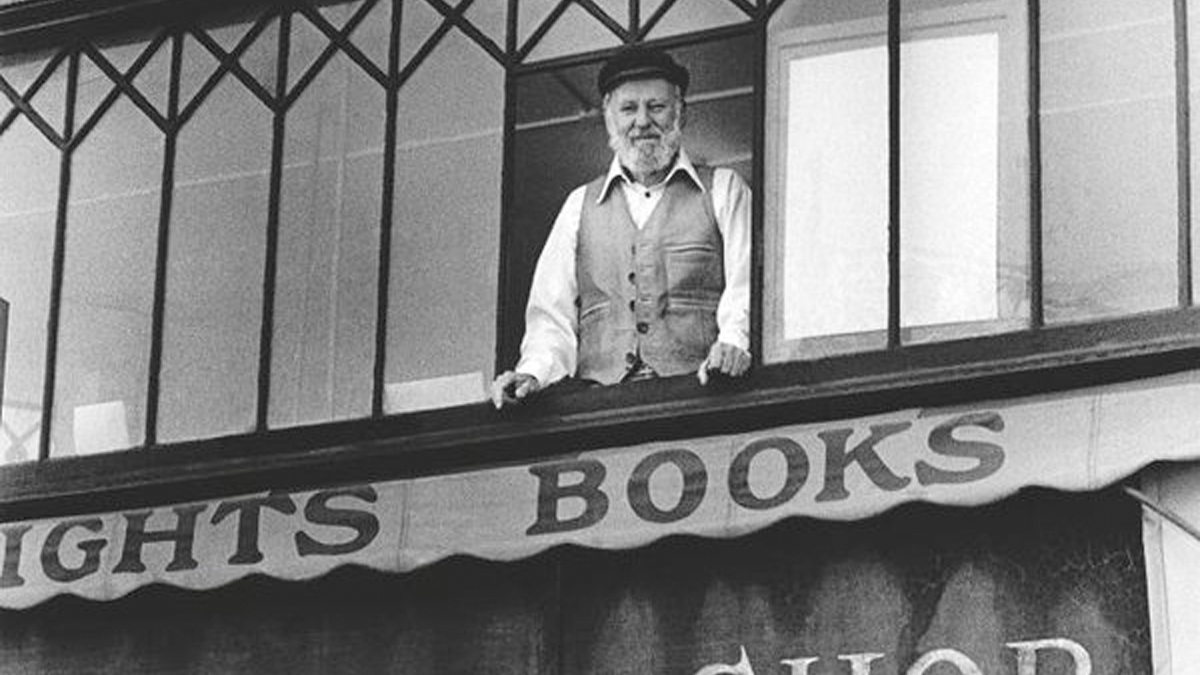 Beat poet and City Lights Books founder Lawrence Ferlinghetti dead at 101