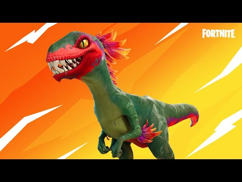 Fortnite! Now with tame-able attack raptors! | Boing Boing