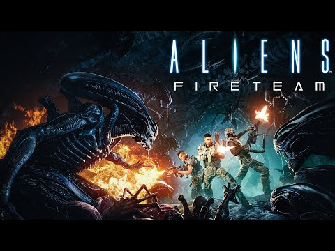 'Aliens: Fireteam' reminds me of Atari Jaguar 'Alien vs Predator'