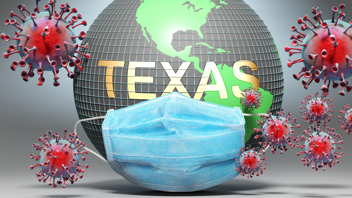 """Texas governor lifts mask mandate and """"opens Texas 100 percent"""""""