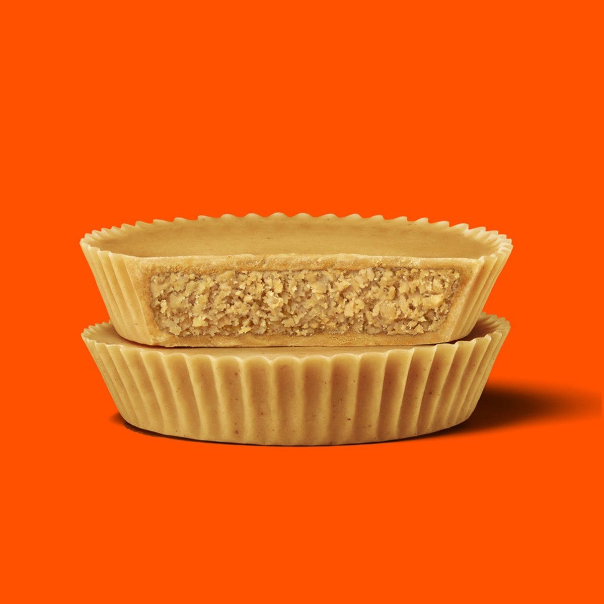 Strange but true: Reese's introduces a peanut butter cup without the chocolate | Boing Boing