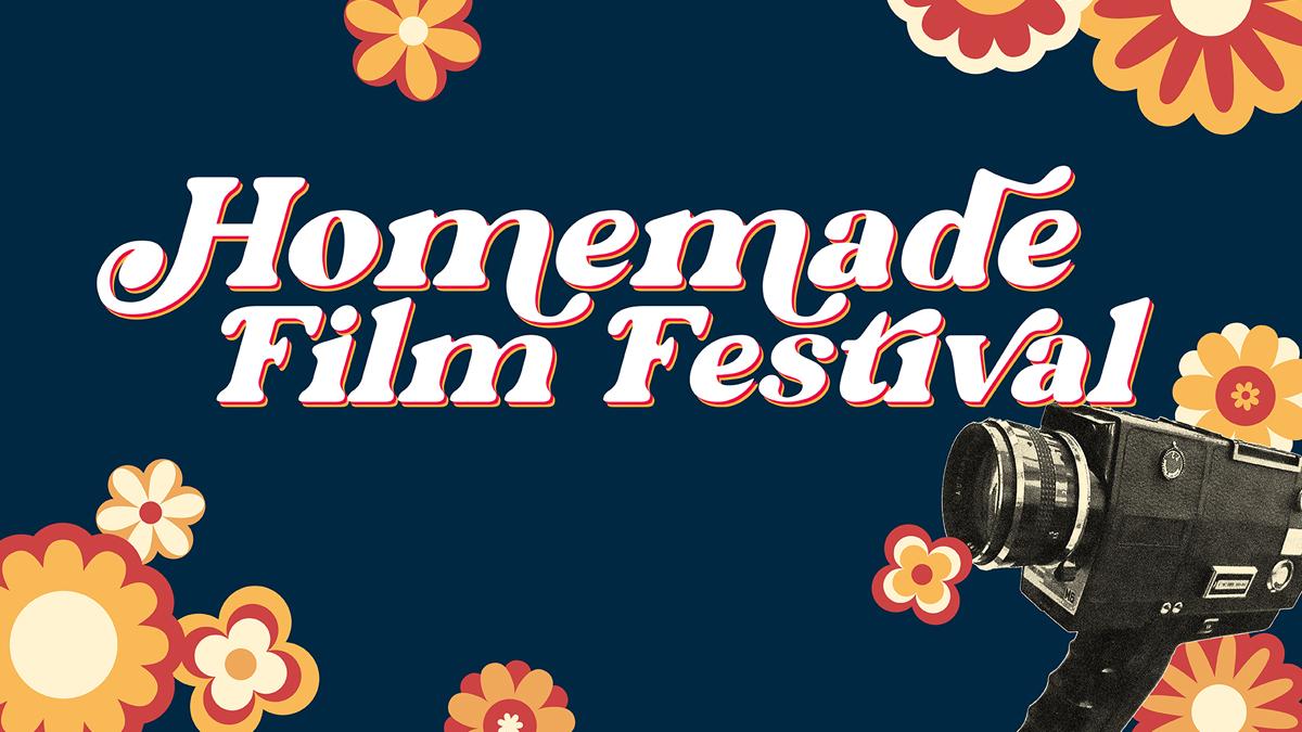 Homemade Film Festival logo