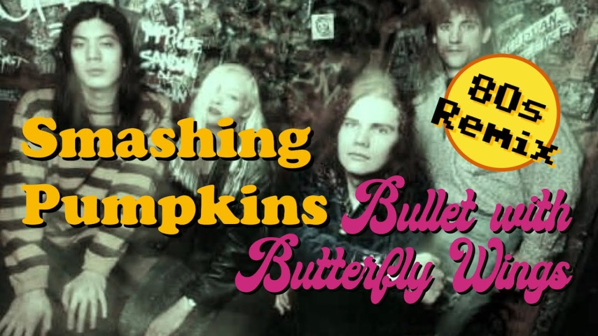 The Smashing Pumpkins remixed as an awesome 80s Pop Band | Boing Boing