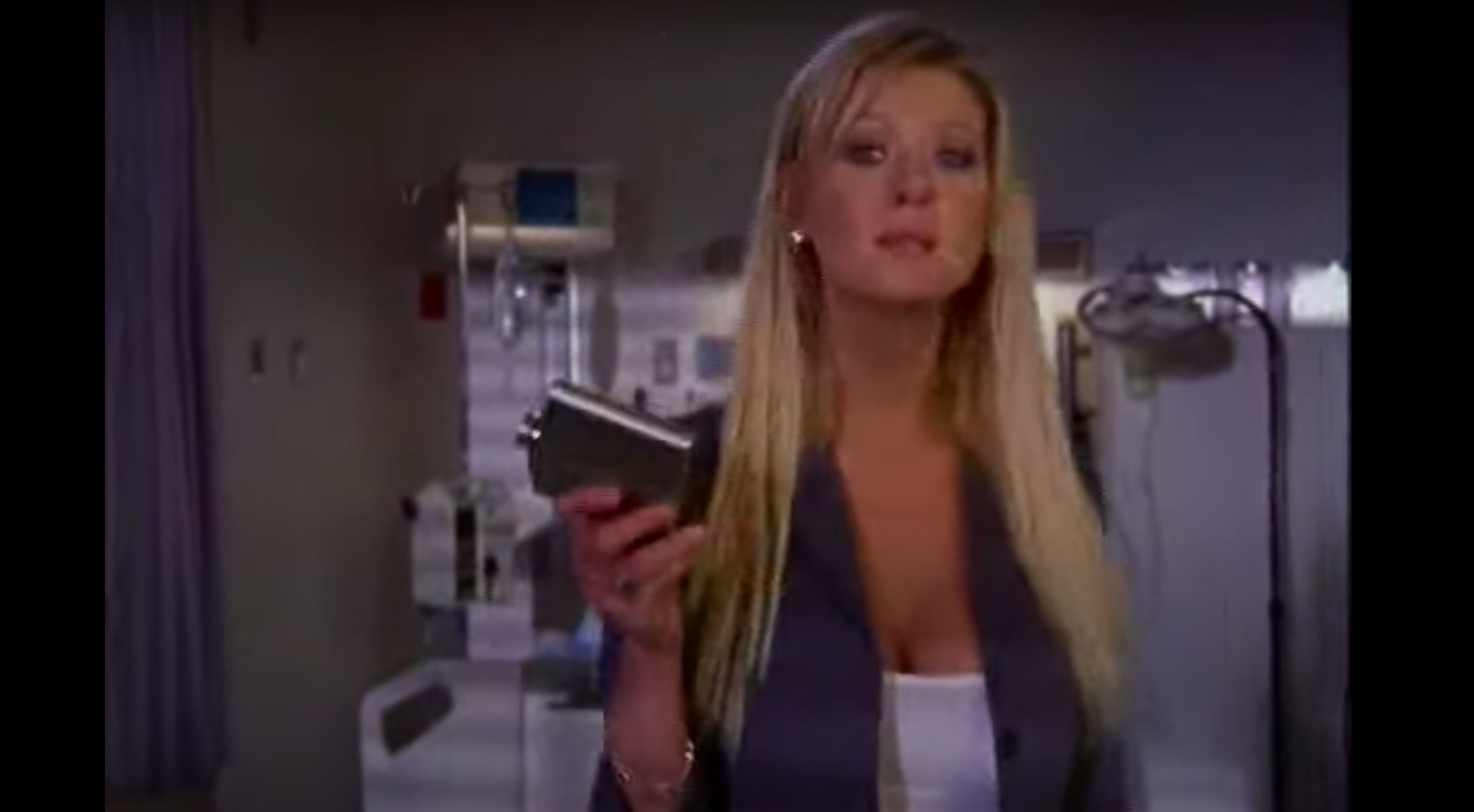 No, the 'quarantini' was not invented in 2020 – this Scrubs' SARS-era scene gets the credit