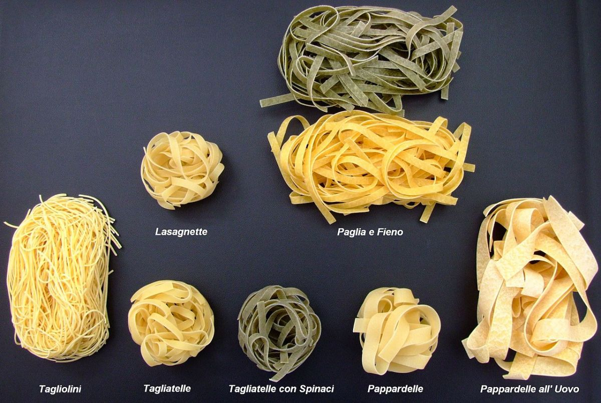 Some guy spent 3 years trying to invent the perfect new pasta shape | Boing Boing