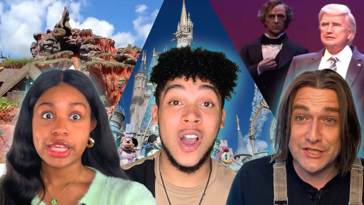 Watch – three people explain why they were sent to Disney Jail | Boing Boing