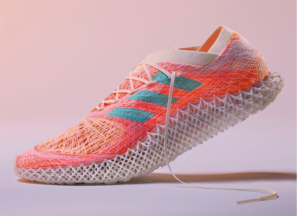 These sneakers are woven by robots and have 3D-printed soles