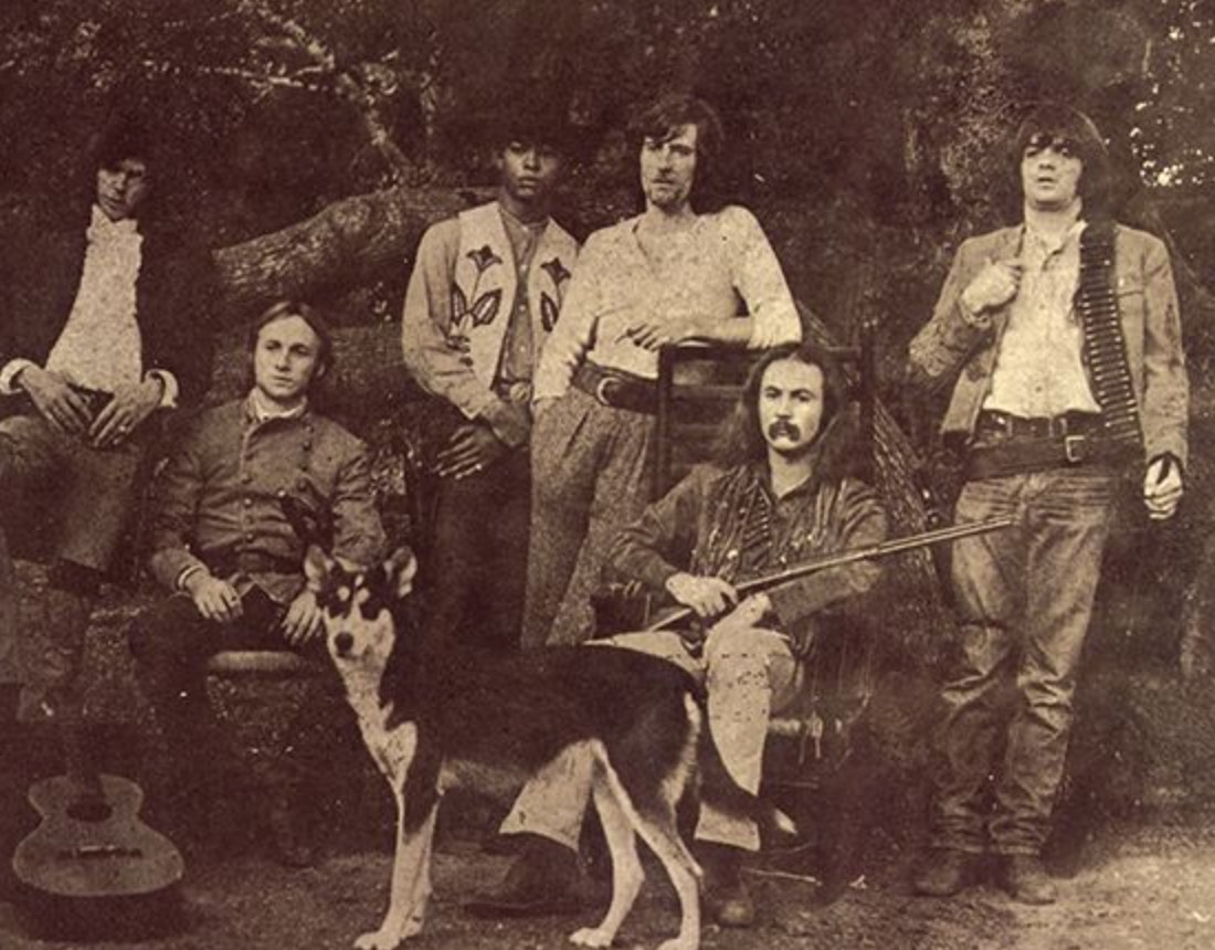 """Lovely early versions of Crosby, Stills, Nash & Young's """"Our House"""" and """"Déjà vu"""""""