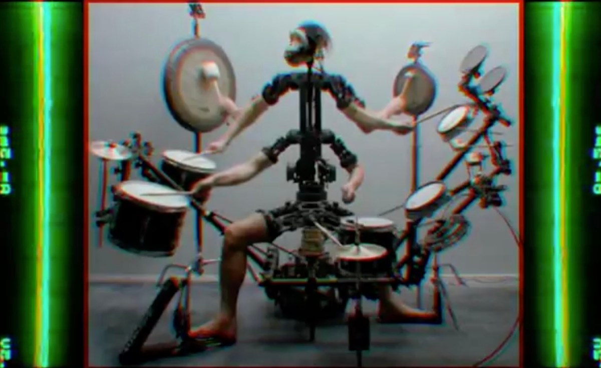 Aphex Twin's Monkey Drummer is almost 20 years old and it never fails to blow me away | Boing Boing