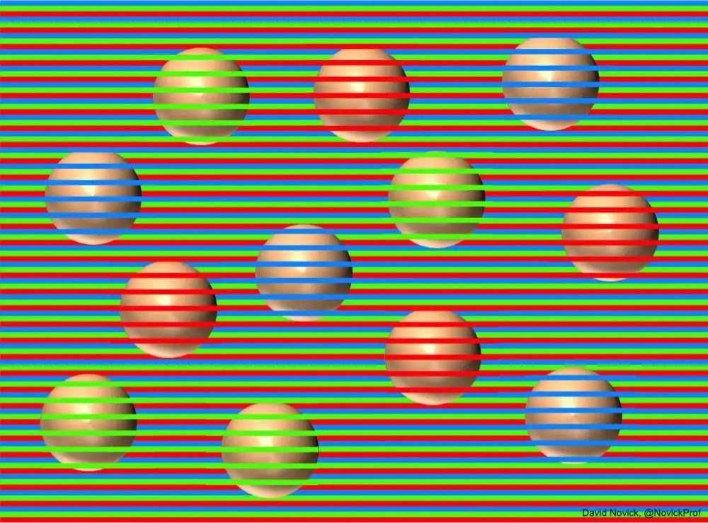 These balls are the same color | Boing Boing