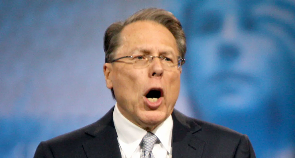 "Judge dismisses NRA's ""bad faith"" bankruptcy, says Wayne LaPierre ""surreptitious"" and ""nothing less than shocking"" 