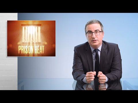 Last Week Tonight on prisons baking their inmates