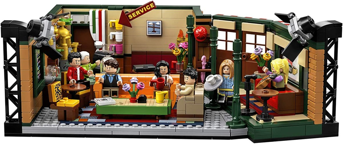LEGO Central Perk, if you liked Friends   Boing Boing