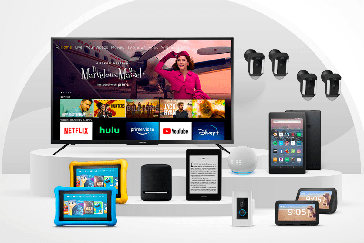Enter to win a $5,000 Amazon Smart Entertainment prize package full of cool gear   Boing Boing
