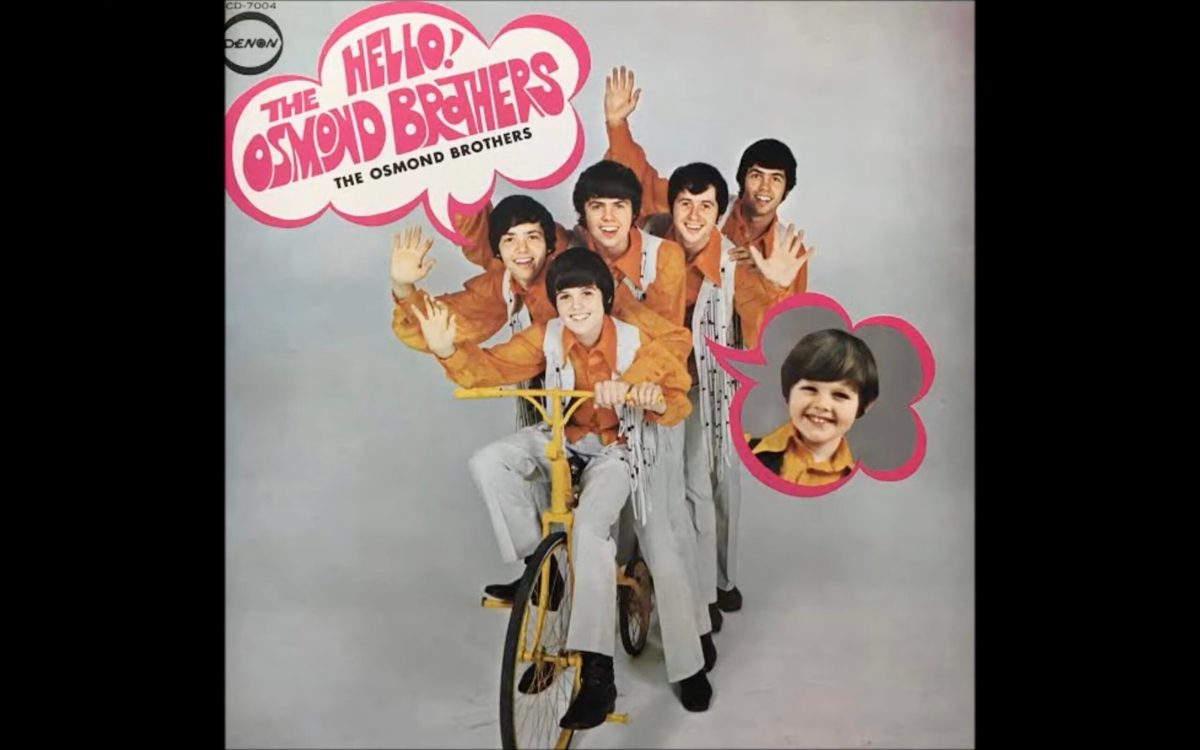 The Osmond Brothers were once a great baroque psychedelic folk-pop band   Boing Boing