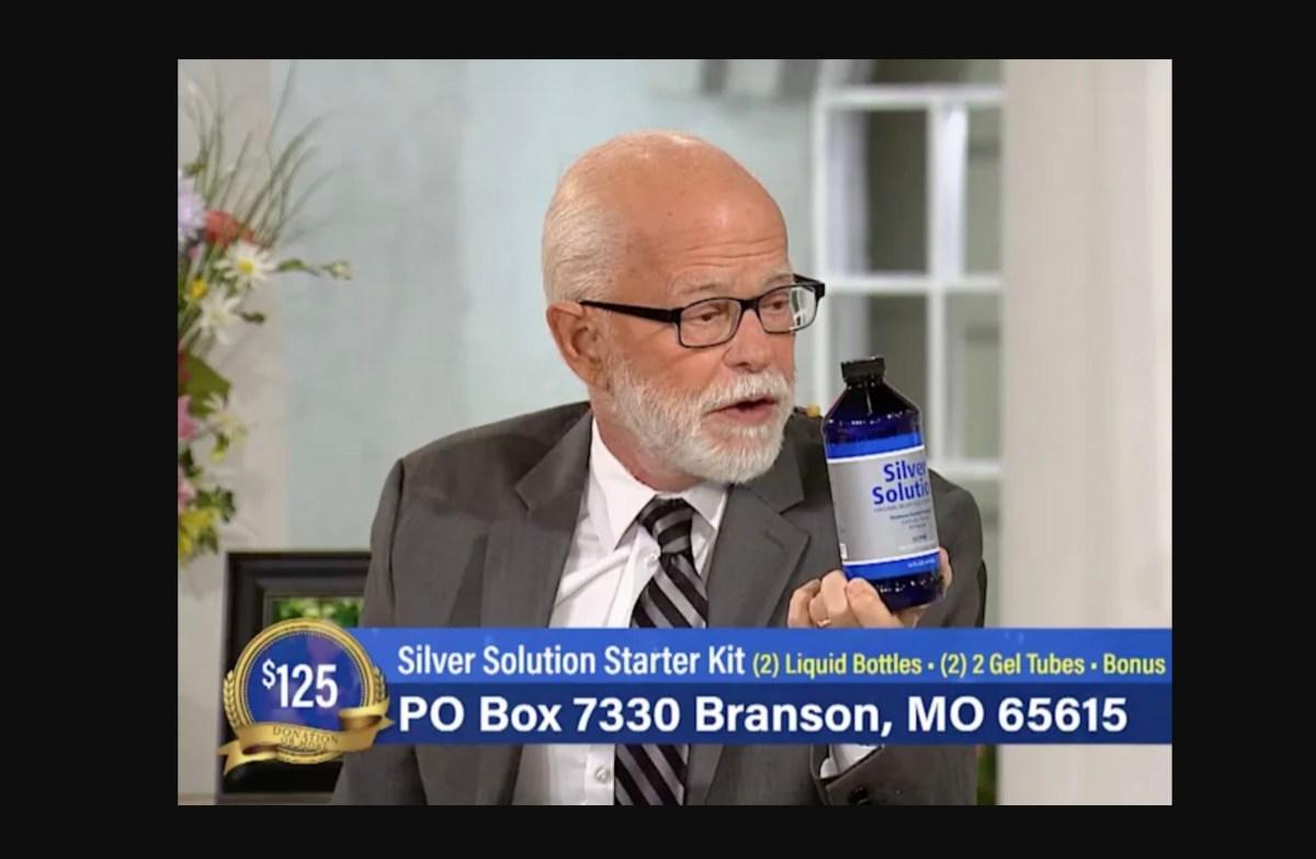 Televangelist fraudster Jim Bakker ordered to pay $156,000 for selling fake Covid cure | Boing Boing