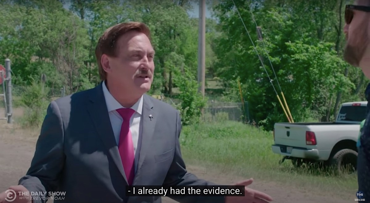 Mike Lindell pulls ads from Fox News and denounces channel after it refused to run his election lies | Boing Boing