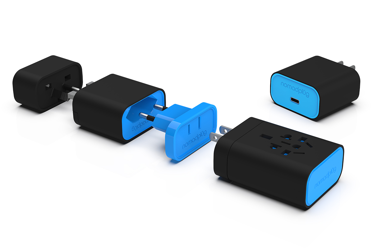 This charging accessory will keep you powered in all 195 countries around the world