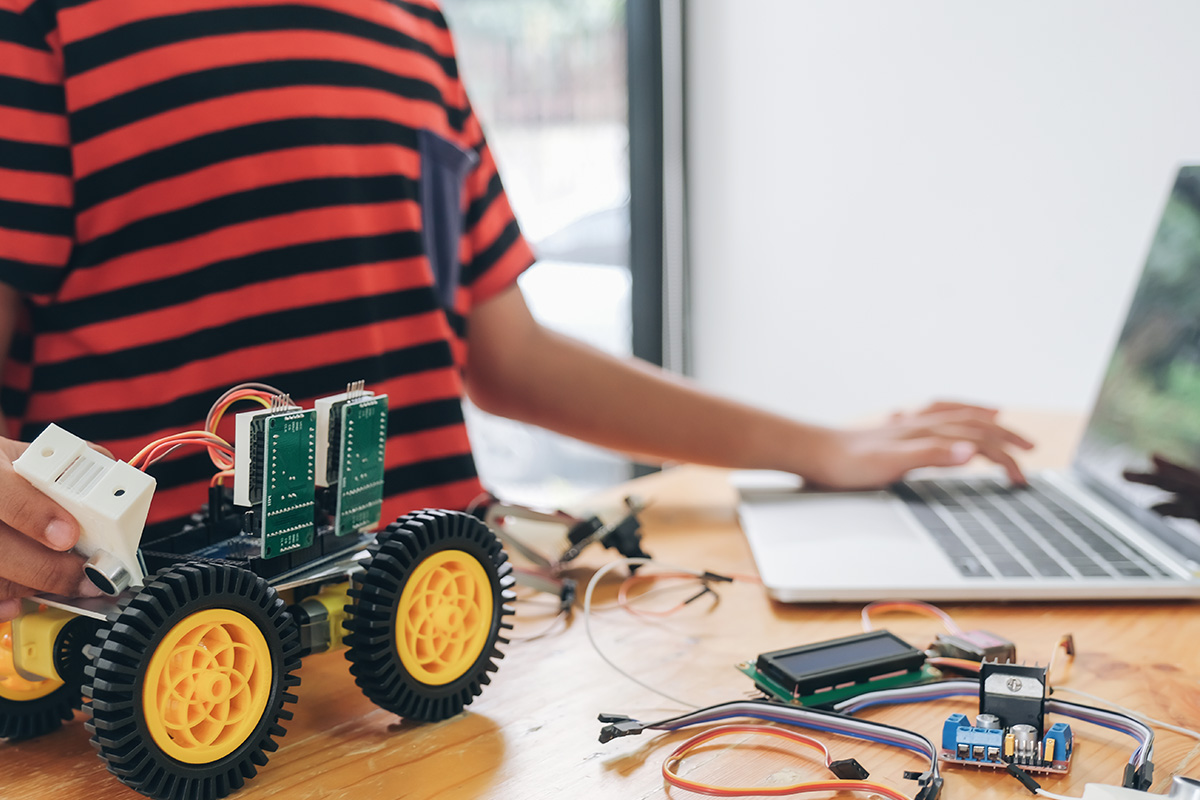 These Raspberry Pi and Arduino courses can pave the way to your robot-building future   Boing Boing
