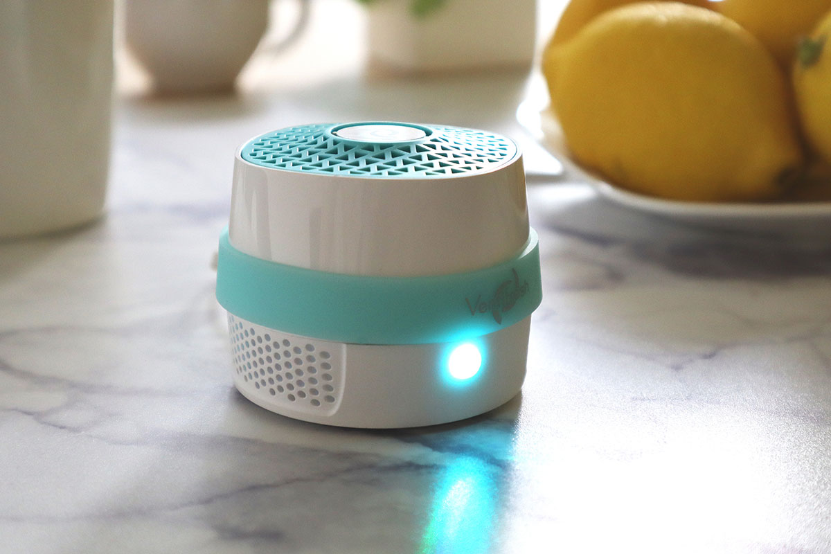 The VentiFresh Eco uses NASA tech to fight your smelliest home odors | Boing Boing