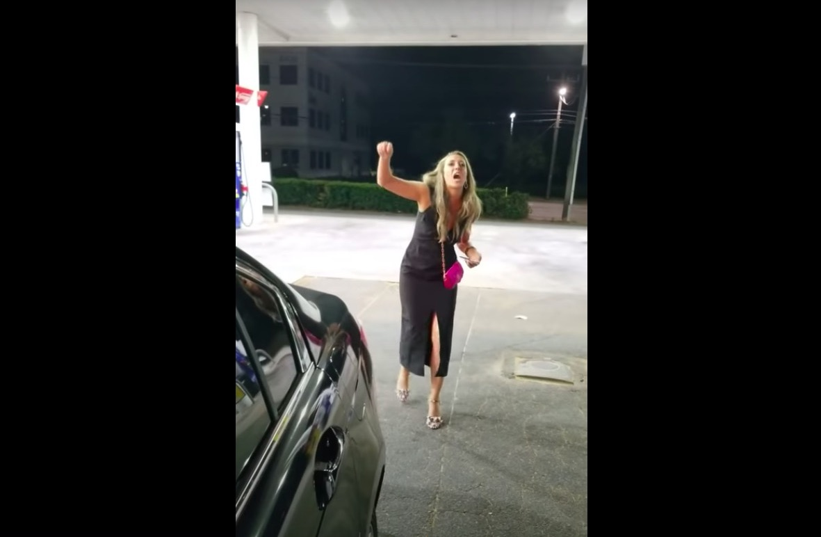"""Racist Karen embarrasses friends as she abuses Uber driver: """"Go back to Asia"""" 