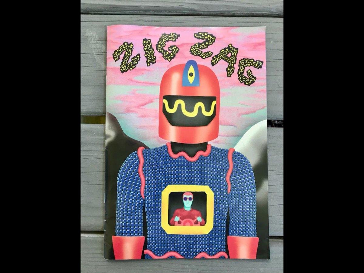 Zig Zag is an electrifying new sci-fi zine   Boing Boing