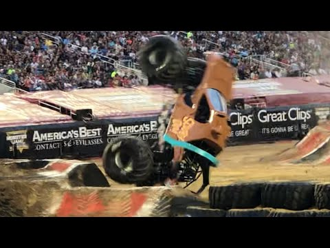 Watch an amazing Scooby-Doo-themed monster truck   Boing Boing