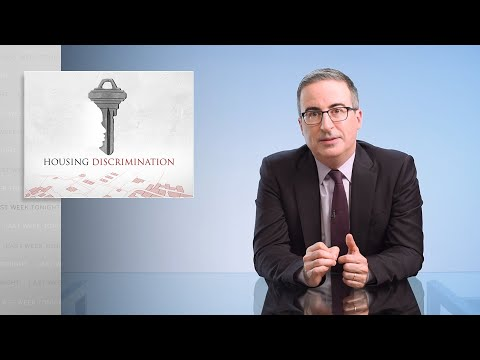 A gut-wrenching 'Last Week Tonight' on housing discrimination | Boing Boing