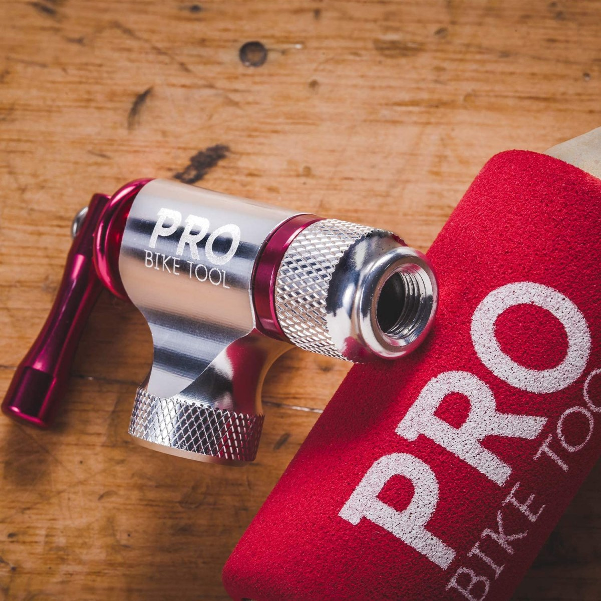 If you do not carry this CO2 tire inflator with you on bike rides, it won't help when you have a flat | Boing Boing