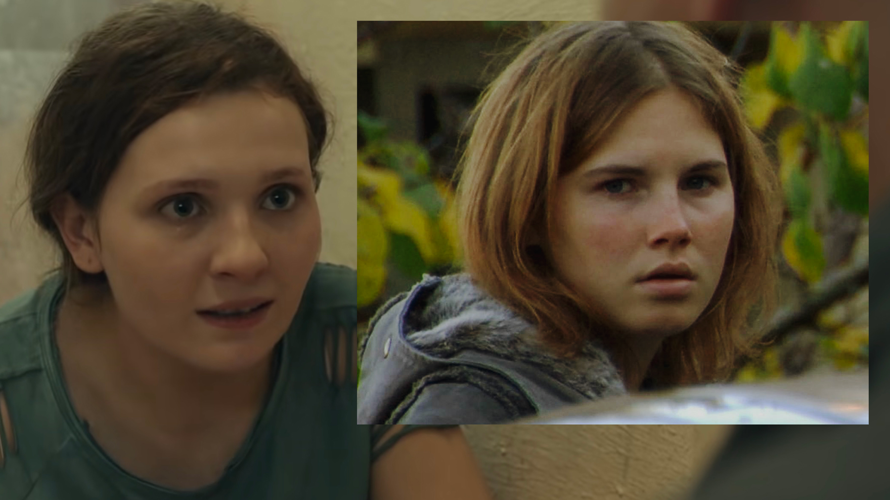 Amanda Knox, acquitted in murder of Meredith Kircher, assails movie that fictionalizes a hand in her killing